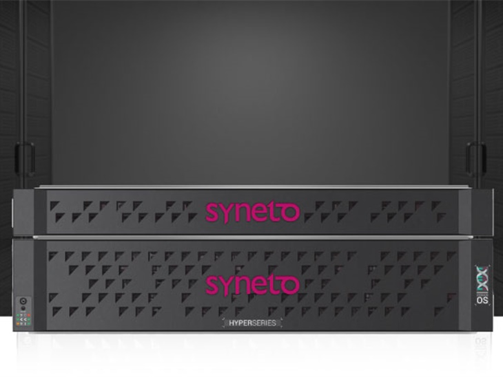 SYNETO  HYPERSeries        SEMPLIFY ACCELERATE PROTECT